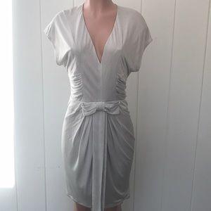 Stella McCartney dress in silver